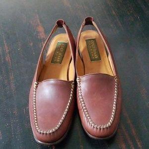 Cole Haan Leather Slides/8.5N Flats SALE
